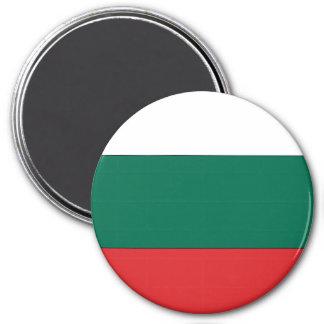 Bulgaria 7.5 Cm Round Magnet