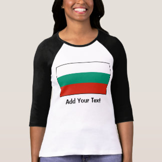 Bulgaria – Bulgarian Flag T-Shirt