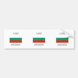 Bulgaria Bumper Stickers