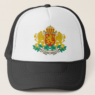 Bulgaria Coat of arms BG Trucker Hat