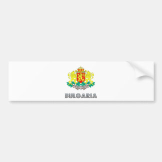 Bulgaria Coat of Arms Bumper Stickers