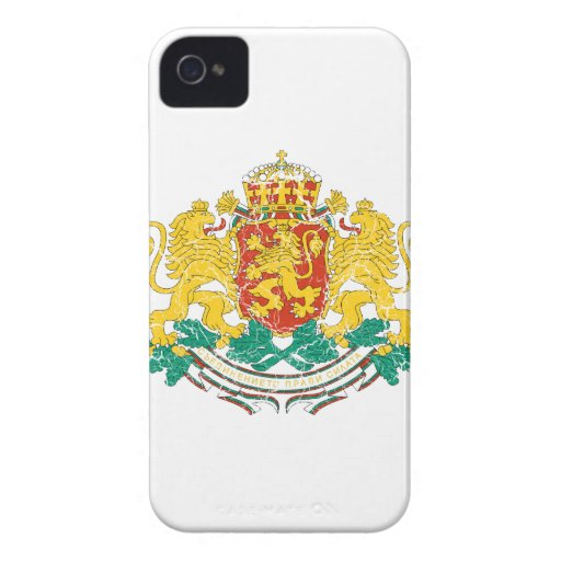 Bulgaria Coat Of Arms Blackberry Bold Cover