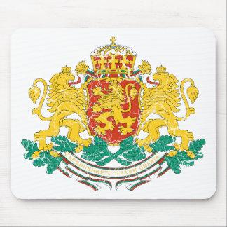 Bulgaria Coat Of Arms Mousepads