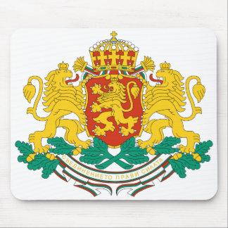 Bulgaria Coat of Arms Mousepad