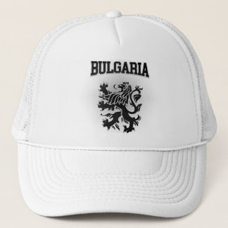 Bulgaria Coat of Arms Trucker Hat
