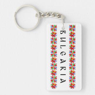 bulgaria country symbol name text folk motif tradi key ring
