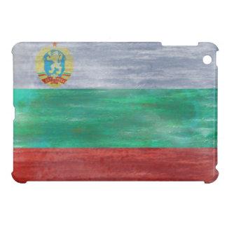 Bulgaria distressed flag iPad mini case
