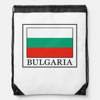 Bulgaria Drawstring Bag