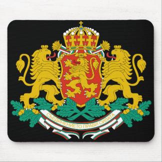bulgaria emblem mouse pad