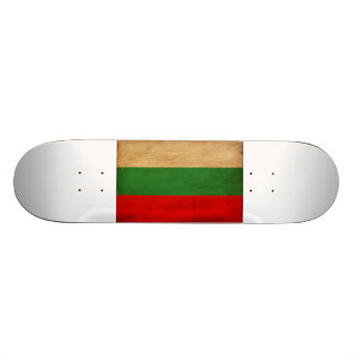 Bulgaria Flag 21.6 Cm Skateboard Deck