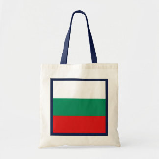 Bulgaria Flag Bag