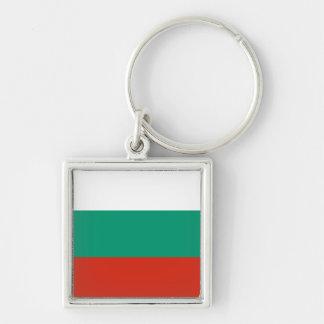 Bulgaria Flag BG Key Ring