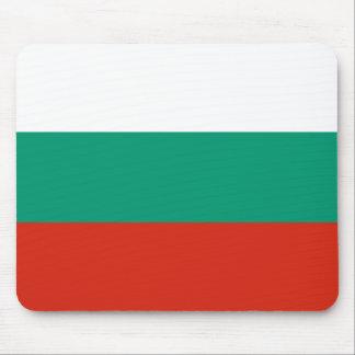 Bulgaria Flag BG Mouse Pad