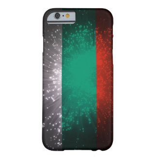 Bulgaria Flag Firework Barely There iPhone 6 Case