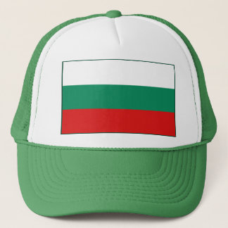 Bulgaria Flag Hat