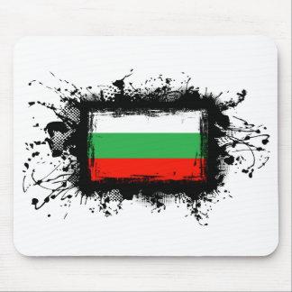 Bulgaria Flag Mouse Pad
