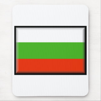 Bulgaria Flag Mouse Pads