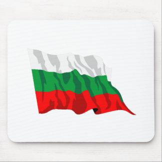 Bulgaria Flag Mouse Pads