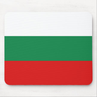 Bulgaria Flag Mousepad