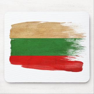 Bulgaria Flag Mousepads