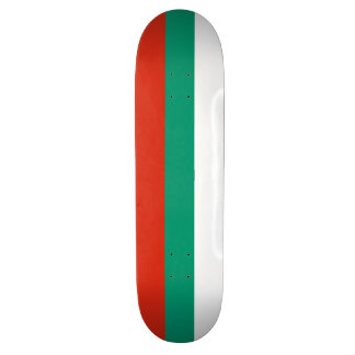 Bulgaria Flag Skate Decks