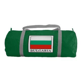 Bulgaria Gym Duffel Bag