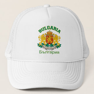 BULGARIA hat - choose color