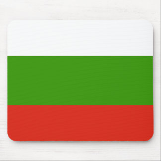 Bulgaria High quality Flag Mouse Pads