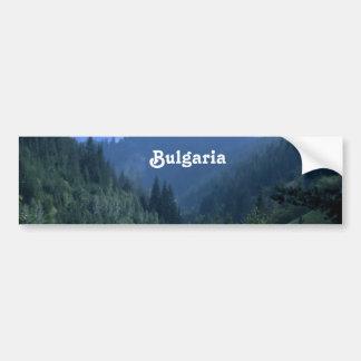 Bulgaria Landscape Bumper Stickers