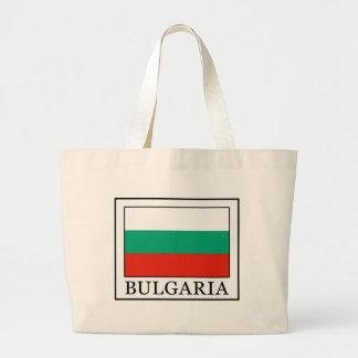 Bulgaria Large Tote Bag