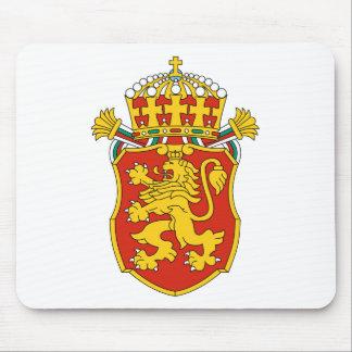 Bulgaria Lesser Coat Of Arms Mousepad