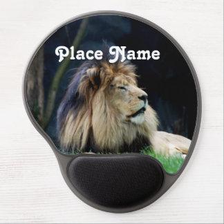 Bulgaria Lion Gel Mouse Pad