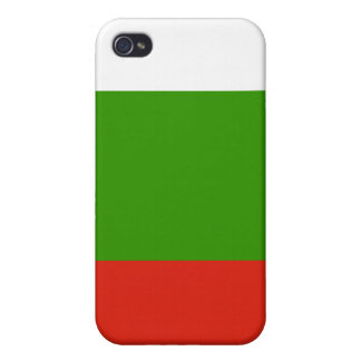 Bulgaria National Nation Flag  iPhone 4/4S Cover