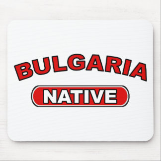 Bulgaria Native Mouse Pads