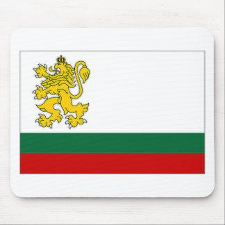 Bulgaria Naval Ensign Flag Mouse Pad