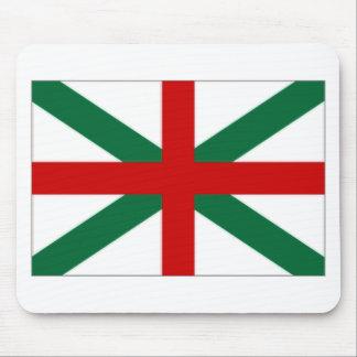 Bulgaria Naval Jack Flag Mousepads