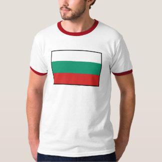 Bulgaria Plain Flag T Shirt