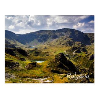 Bulgaria Post Card