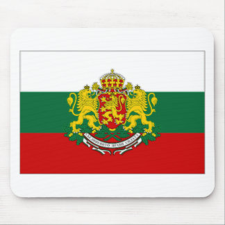 Bulgaria President Flag Mousepad