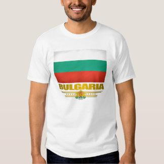 Bulgaria Pride Tee Shirts