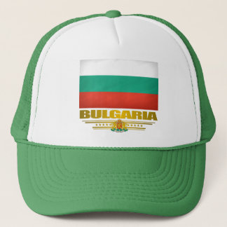 Bulgaria Pride Trucker Hat
