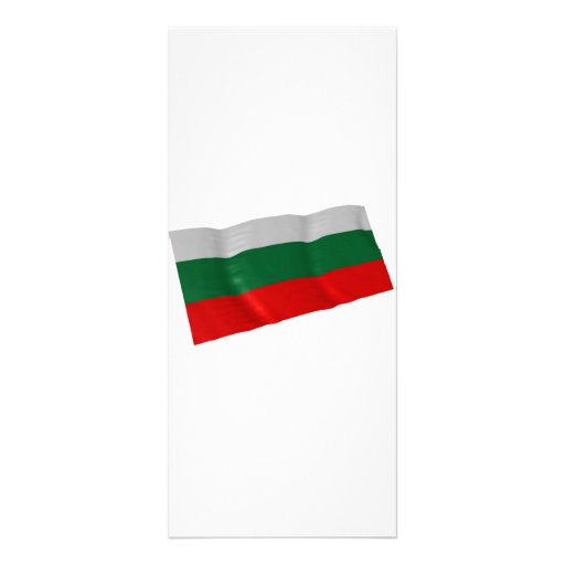 bulgaria rack card template