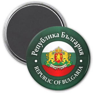 Bulgaria (rd) magnet