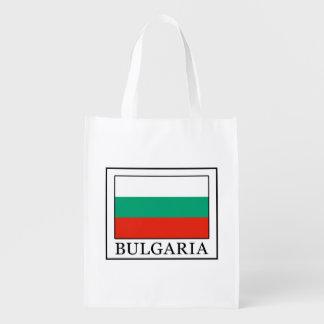 Bulgaria Reusable Grocery Bag