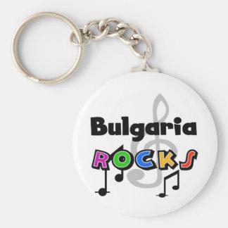 Bulgaria Rocks Key Ring
