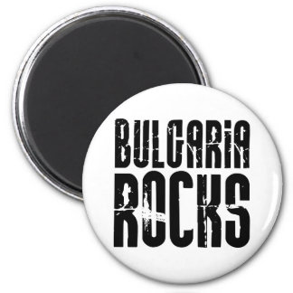 Bulgaria Rocks Magnet