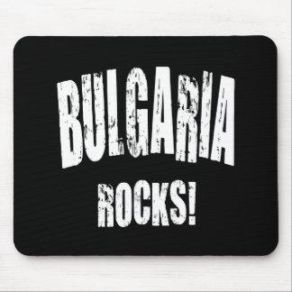 Bulgaria Rocks! Mouse Pad