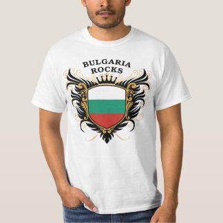Bulgaria Rocks T Shirt