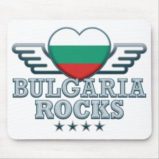 Bulgaria Rocks v2 Mousepad