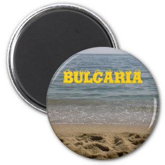 Bulgaria sea beach magnet
